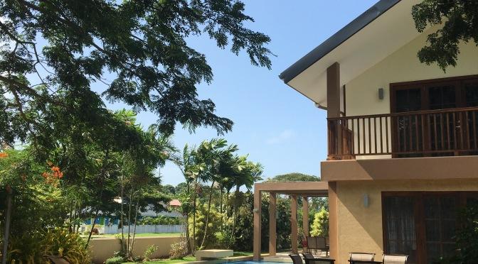 Samaan Grove, Tobago