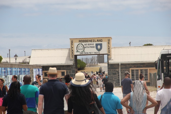 South Africa Part 7: Robben Island