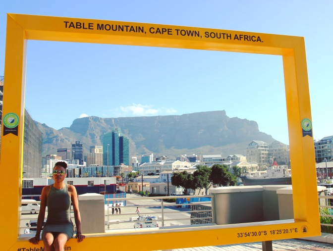 South Africa Part 8: Discovering Cape Town